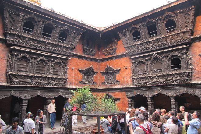 Kumari Chowk, Kathmandu, Nepal