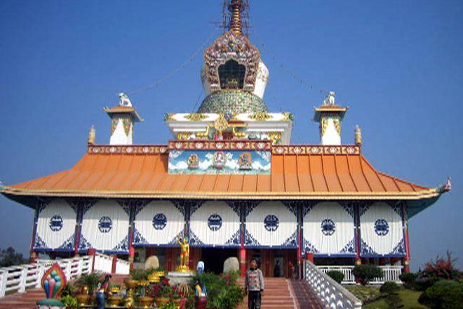 Lumbini Monastic Site, Lumbini, Nepal