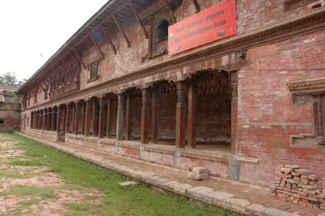 Music Museum of Nepal, Kathmandu, Nepal