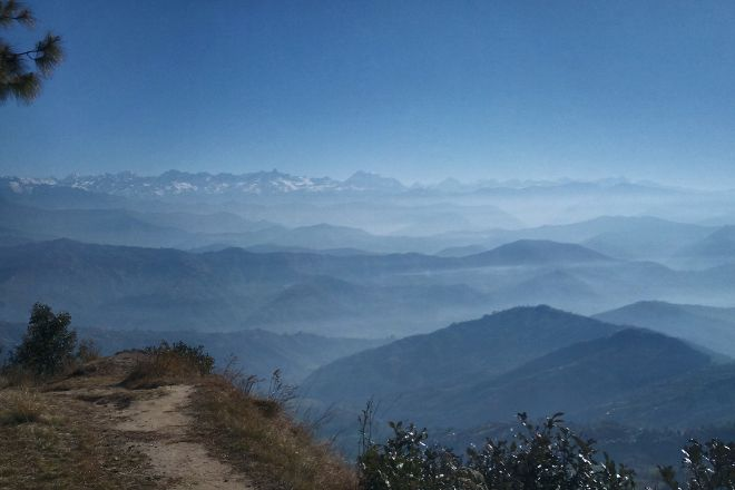 Nagarkot Panoramic Hiking Trail, Nagarkot, Nepal