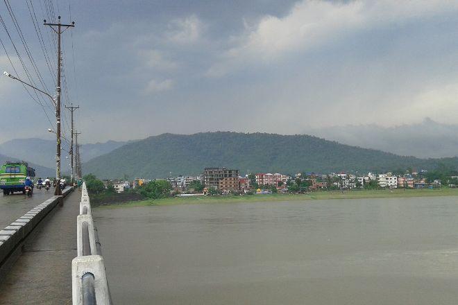 Narayani River, Chitwan National Park, Nepal