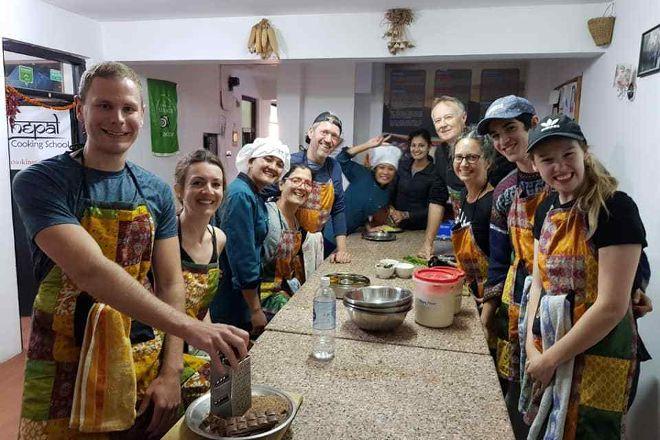 Nepal Cooking School, Kathmandu, Nepal