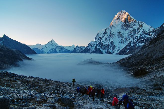Nepal Hiking Team, Kathmandu, Nepal