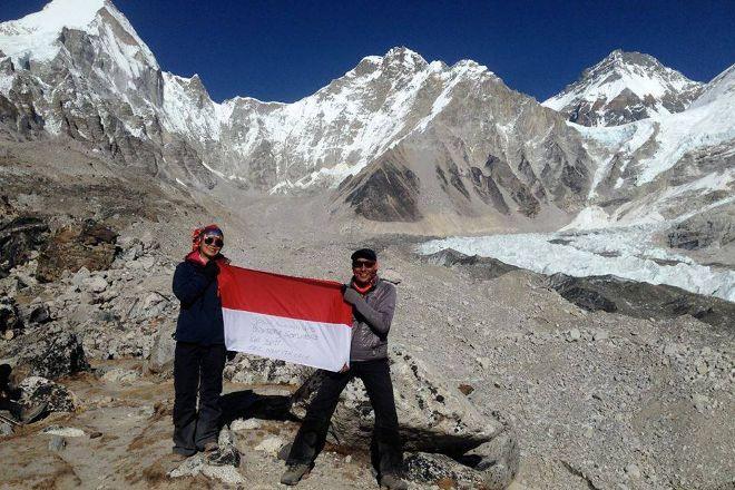 Nepal Hiking Trek, Kathmandu, Nepal