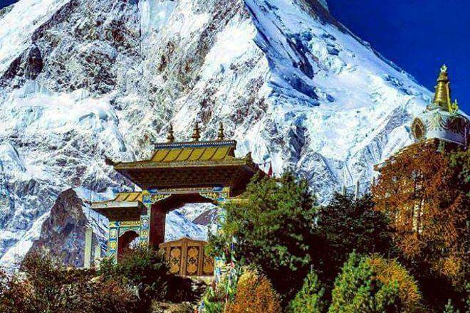 Nepal Trekking Routes, Kathmandu, Nepal
