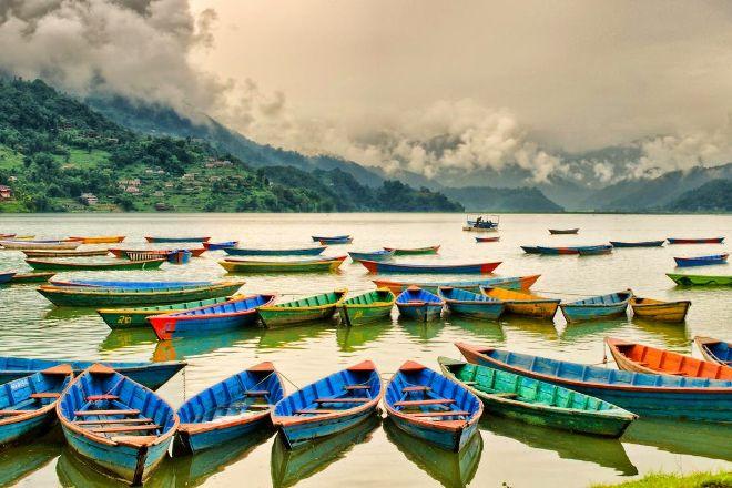 Pokhara Lakeside, Pokhara, Nepal