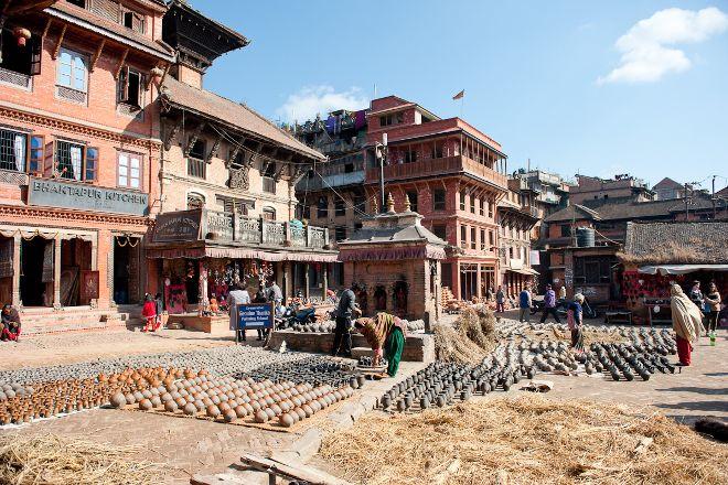 Pottery Square, Bhaktapur, Nepal
