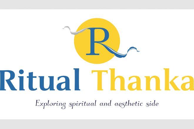 Ritual Thanka, Kathmandu, Nepal