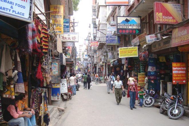 Thamel, Kathmandu, Nepal