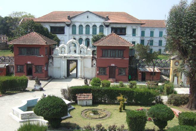 The National Museum, Kathmandu, Nepal