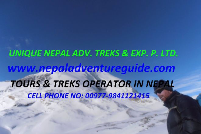 Unique Nepal Adventure Treks & Expedition, Kathmandu, Nepal