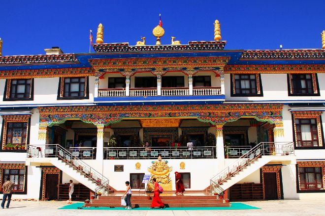 White Monastery, Kathmandu, Nepal
