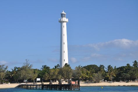 Amedee Lighthouse, Noumea, New Caledonia