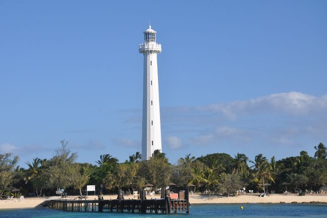 Amedee Lighthouse, Noumea, New Caledonia