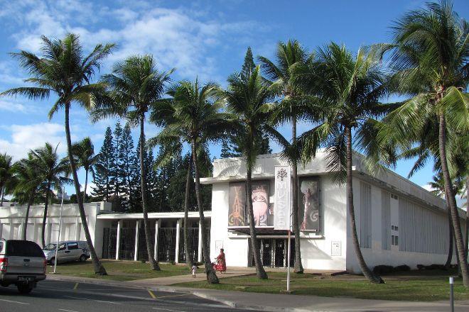 Musee de Nouvelle Caledonie, Noumea, New Caledonia
