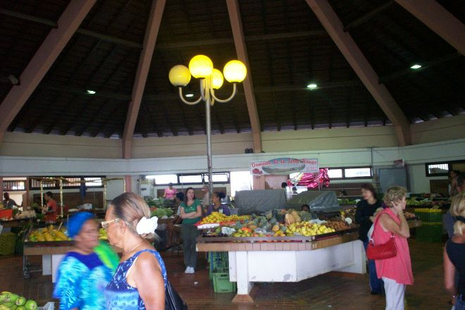 Noumea Morning Market, Noumea, New Caledonia