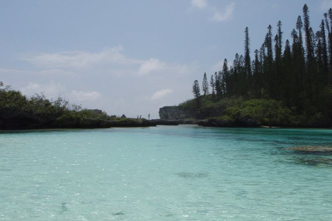 Piscine Naturelle, Ile Des Pins, New Caledonia