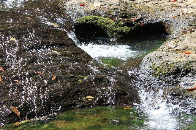 Sentier de la petite cascade, Farino, New Caledonia