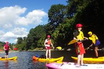 Canoe & Kayak Tours, New Plymouth, New Zealand
