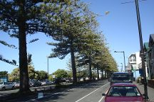 Marine Parade, Napier, New Zealand