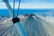 Mountain Air Scenic Flights Day Tour, Tongariro National Park, New Zealand