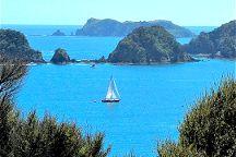 Phantom Sailing, Russell, New Zealand
