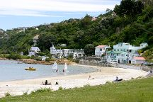 Scorching Bay, Wellington, New Zealand