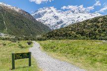 Sealy Tarns Track, Aoraki Mount Cook National Park (Te Wahipounamu), New Zealand