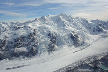 Ski The Tasman, Mt. Cook Village, New Zealand