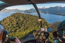 Southern Lakes Helicopters, Fiordland National Park, New Zealand