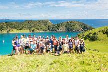 The Rock Adventure Cruise, Paihia, New Zealand