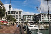 Viaduct Harbour, Auckland, New Zealand
