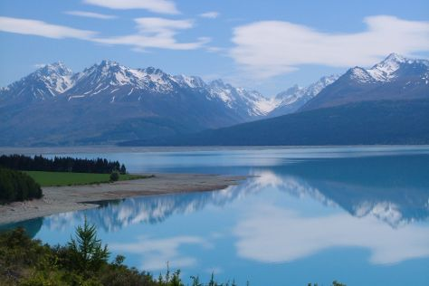 Mt. Cook Village