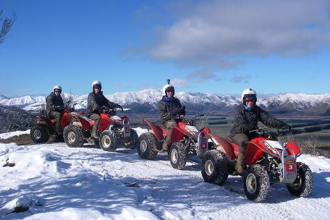 Hanmer Springs Adventure Centre, Hanmer Springs, New Zealand
