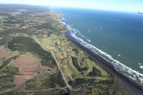 Muriwai Golf Links, Muriwai Beach, New Zealand