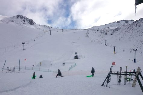 Rainbow Ski Area, Saint Arnaud, New Zealand