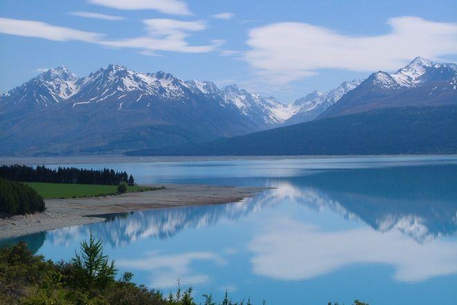 Aoraki/Mt. Cook, Mt. Cook Village, New Zealand