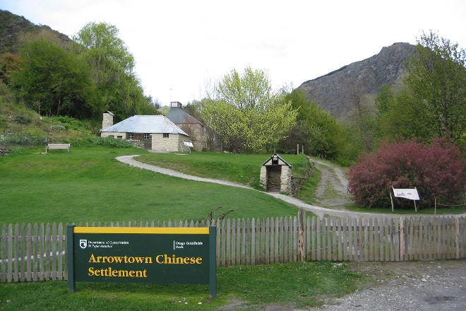 Arrowtown Chinese Settlement, Arrowtown, New Zealand