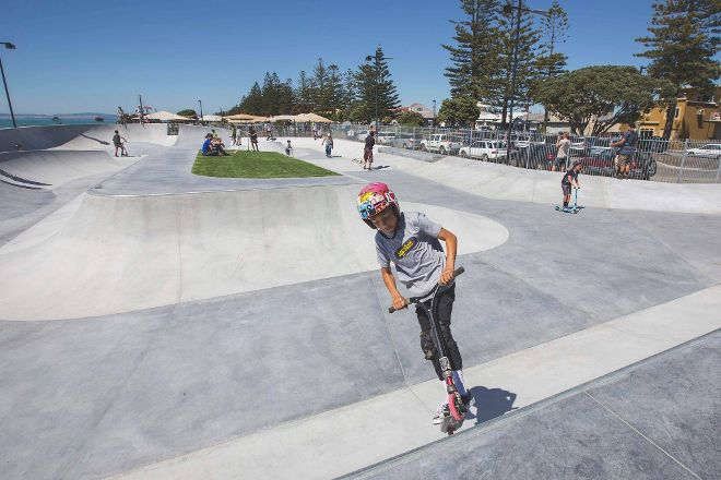 Bay Skate, Napier, New Zealand