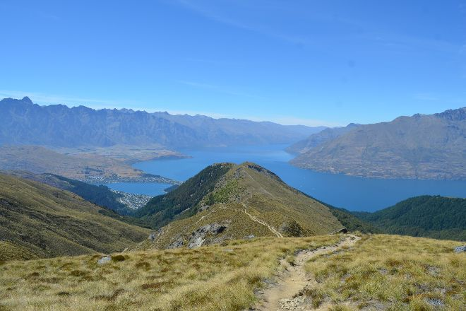 Ben Lomond Track, Queenstown, New Zealand