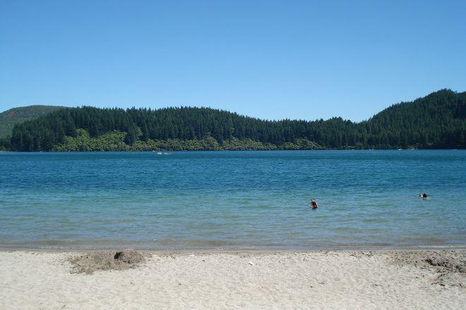 Blue Lake Track, Rotorua, New Zealand
