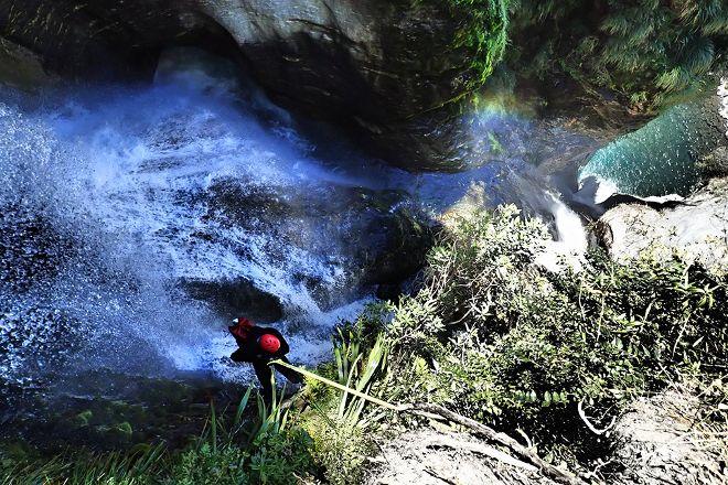 Deep Canyon, Wanaka, New Zealand
