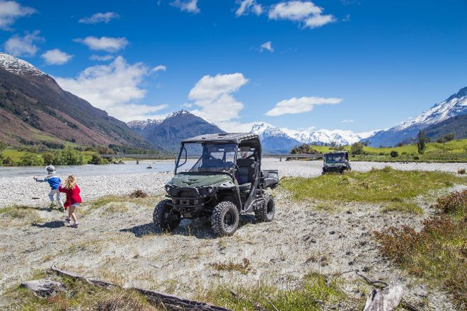 Delta Discovery, Glenorchy, New Zealand