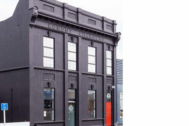 Fenton Street Art Collective, Stratford, New Zealand