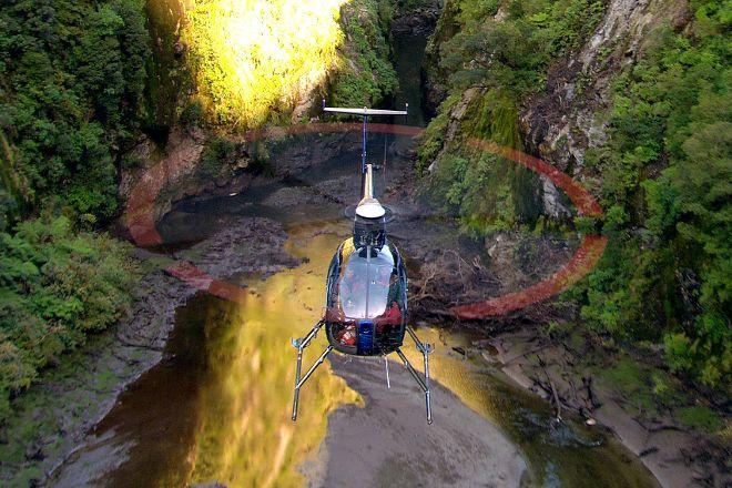 Fiordland Helicopters, Te Anau, New Zealand