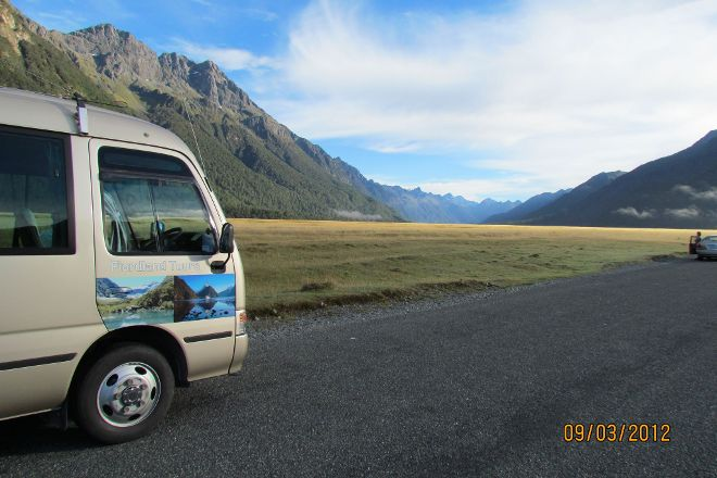 Fiordland Tours, Te Anau, New Zealand