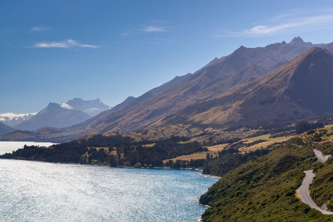 Glenorchy-Queenstown Road, Queenstown, New Zealand