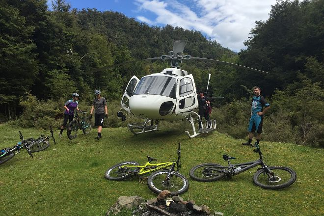 HeliBike Rotorua, Rotorua, New Zealand