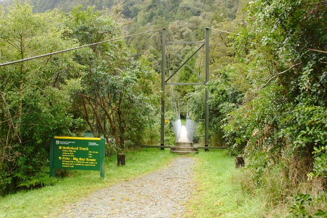 Hollyford Track, Fiordland National Park, New Zealand