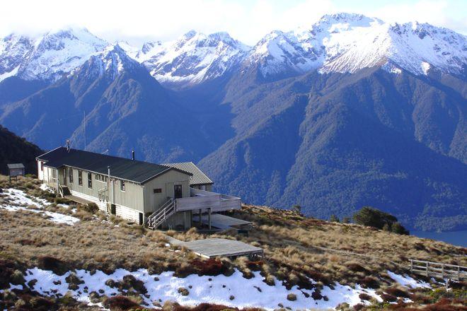 Kepler Track, Te Anau, New Zealand